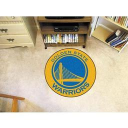 Click here to learn more about the Golden State Warriors Roundel Mat.