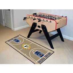 Click here to learn more about the Indiana Pacers NBA Court Runner 24x44.
