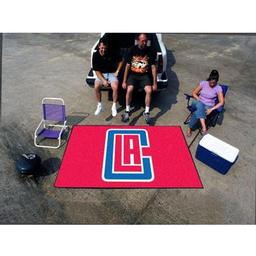 Click here to learn more about the Los Angeles Clippers Ulti-Mat 5''x8''.