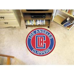Click here to learn more about the Los Angeles Clippers Roundel Mat.