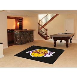 Click here to learn more about the Los Angeles Lakers Ulti-Mat 5''x8''.