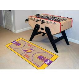 Click here to learn more about the Los Angeles Lakers NBA Court Runner 24x44.