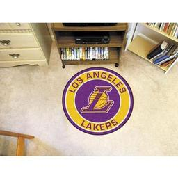 Click here to learn more about the Los Angeles Lakers Roundel Mat.
