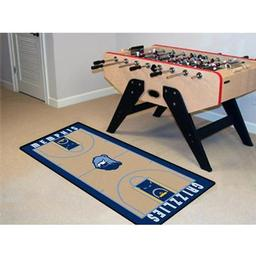 Click here to learn more about the Memphis Grizzlies NBA Court Runner 24x44.