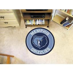 Click here to learn more about the Memphis Grizzlies Roundel Mat.