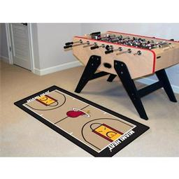 Click here to learn more about the Miami Heat NBA Court Runner 24x44.