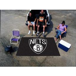 Click here to learn more about the Brooklyn Nets Ulti-Mat 5''x8''.