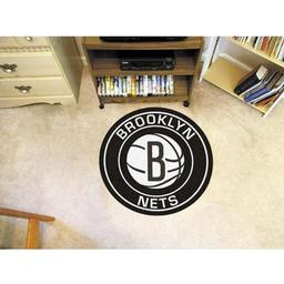 Click here to learn more about the Brooklyn Nets Roundel Mat.