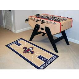 Click here to learn more about the New Orleans Pelicans NBA Court Runner 24x44.