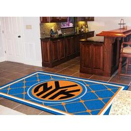 Click here to learn more about the New York Knicks Rug 5''x8''.