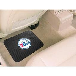 Click here to learn more about the Philadelphia 76ers Utility Mat.