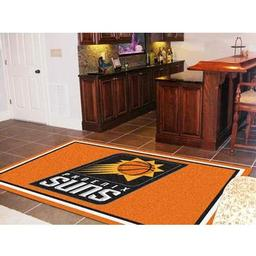 Click here to learn more about the Phoenix Suns Rug 5''x8''.