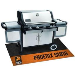 "Click here to learn more about the Phoenix Suns Grill Mat 26""x42""."