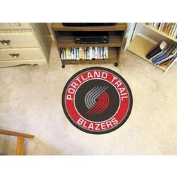 Click here to learn more about the Portland Trail Blazers Roundel Mat.