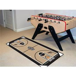 Click here to learn more about the San Antonio Spurs NBA Court Runner 24x44.