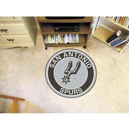 Click here to learn more about the San Antonio Spurs Roundel Mat.