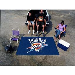 Click here to learn more about the Oklahoma City Thunder Ulti-Mat 5''x8''.