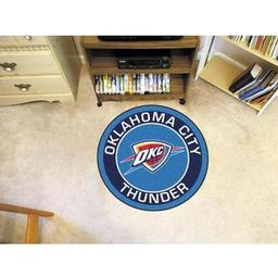 Click here to learn more about the Oklahoma City Thunder Roundel Mat.
