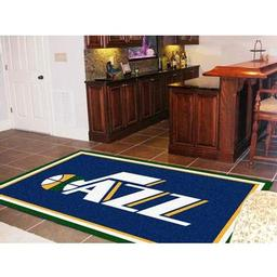 Click here to learn more about the Utah Jazz Rug 5''x8''.