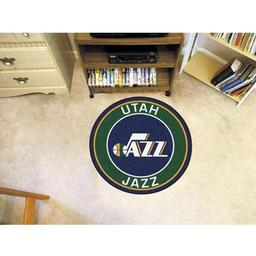 Click here to learn more about the Utah Jazz Roundel Mat.