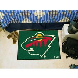 Click here to learn more about the Minnesota Wild Starter Mat.