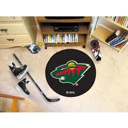 Click here to learn more about the Minnesota Wild Puck Mat.