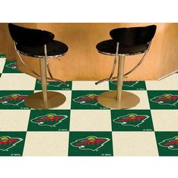 Click here to learn more about the Minnesota Wild Team Carpet Tiles.