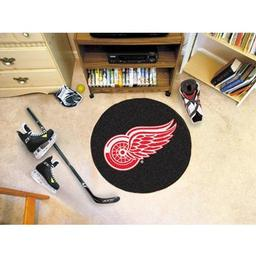Click here to learn more about the Detroit Red Wings Puck Mat.