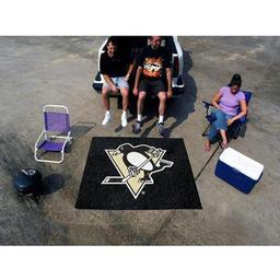 Click here to learn more about the Pittsburgh Penguins Tailgater Rug 5''x6''.