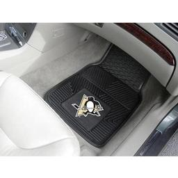 Click here to learn more about the Pittsburgh Penguins 2-pc Vinyl Car Mat Set.