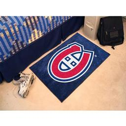 Click here to learn more about the Montreal Canadiens Starter Mat.