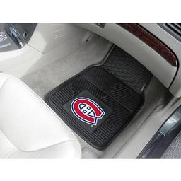 Click here to learn more about the Montreal Canadiens 2-pc Vinyl Car Mat Set.
