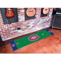 Click here to learn more about the Montreal Canadiens Putting Green Mat.