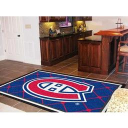 Click here to learn more about the Montreal Canadiens Rug 5''x8''.