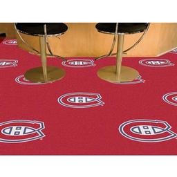 Click here to learn more about the Montreal Canadiens Team Carpet Tiles.