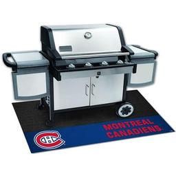 "Click here to learn more about the Montreal Canadiens Grill Mat 26""x42""."