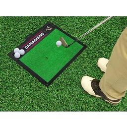 Click here to learn more about the Montreal Canadiens Golf Hitting Mat.