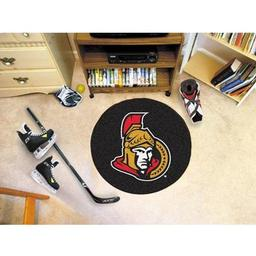 Click here to learn more about the Ottawa Senators Puck Mat.