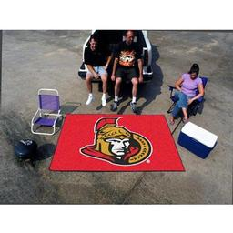 Click here to learn more about the Ottawa Senators Tailgater Rug 5''x6''.