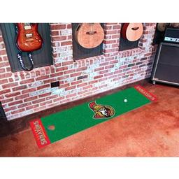 Click here to learn more about the Ottawa Senators Putting Green Mat.