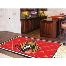 Click here to learn more about the Ottawa Senators Rug 5''x8''.