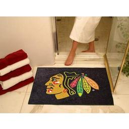 "Click here to learn more about the Chicago Blackhawks All-Star Mat 33.75""x42.5""."