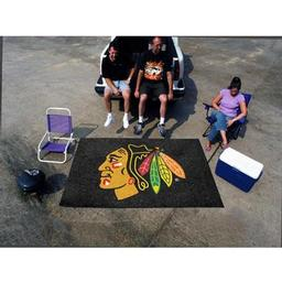 Click here to learn more about the Chicago Blackhawks Ulti-Mat 5''x8''.