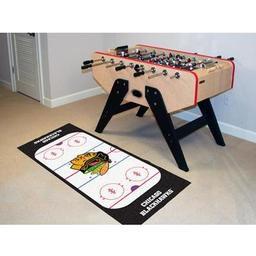 Click here to learn more about the Chicago Blackhawks Rink Runner.
