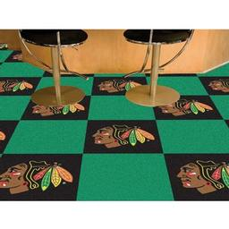 Click here to learn more about the Chicago Blackhawks Team Carpet Tiles.