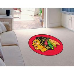 Click here to learn more about the Chicago Blackhawks Puck Mat.