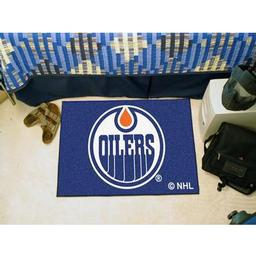 Click here to learn more about the Edmonton Oilers Starter Mat.
