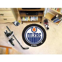 Click here to learn more about the Edmonton Oilers Puck Mat.
