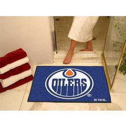 "Click here to learn more about the Edmonton Oilers All-Star Mat 33.75""x42.5""."