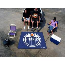 Click here to learn more about the Edmonton Oilers Tailgater Rug 5''x6''.